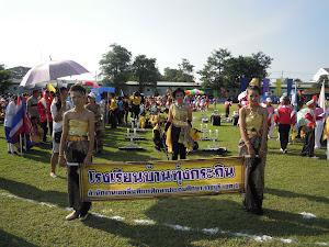 การแข่งขันกีฬานักเรียนเทศบาลตำบลจอมบึง(๗ ธ.ค.๒๕๕๕)