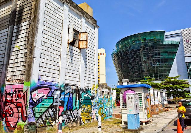 Sabah Street Art KK