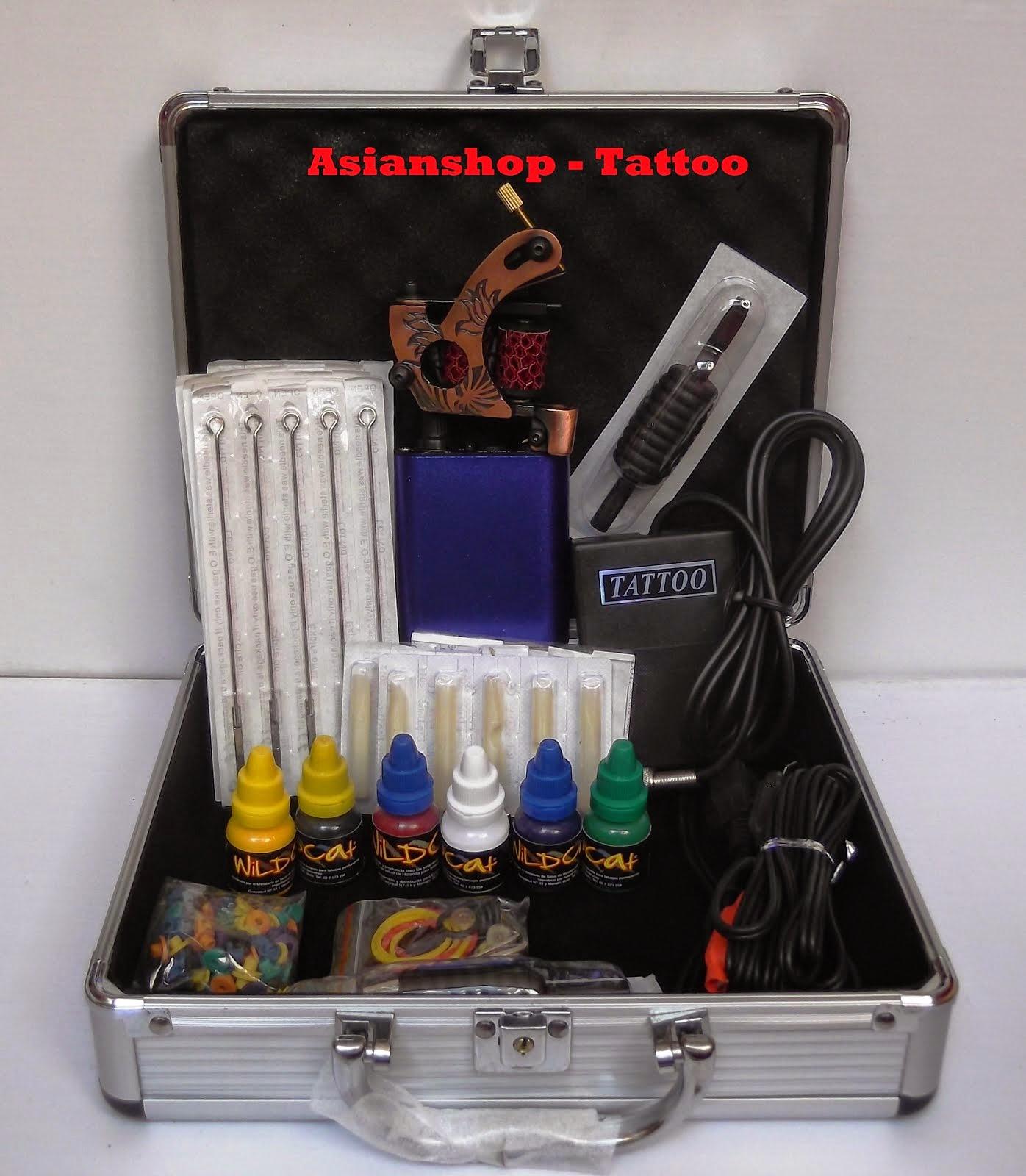 Kits de tatuaje
