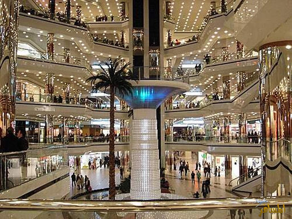 Anyten 10 most unusual shopping malls in the world for Top ten boutiques