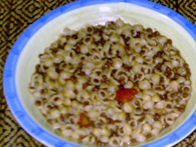 la pasta e lenticchie un altro piatto comune a tutto il centro sud come in tante altre famiglie napoletane i giorni della settimana erano scanditi da