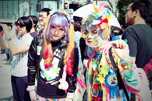 Decora street fashion