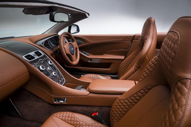 Harga Mobil Aston Martin Vanquish di Indonesia