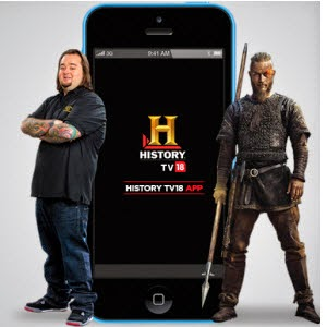 Freecharge : Download History TV18 App & Get Assured Free Rs. 20 Mobile Recharge