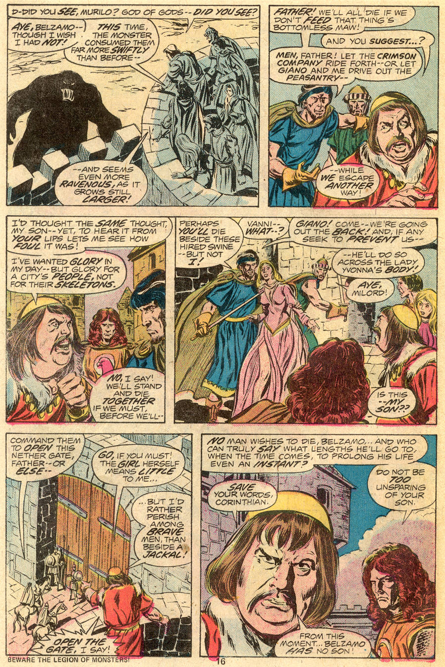 Conan the Barbarian (1970) Issue #55 #67 - English 11