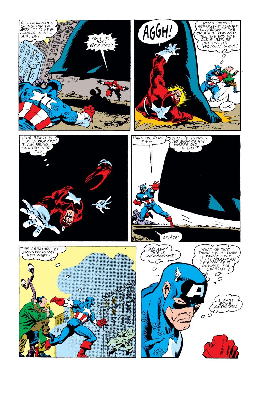 Captain America (1968) Issue #353 #285 - English 15