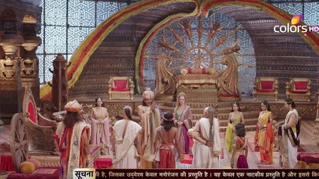 Sinopsis Ashoka Samrat Episode 80