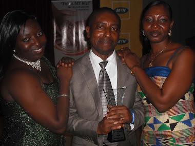 Celebrating Award