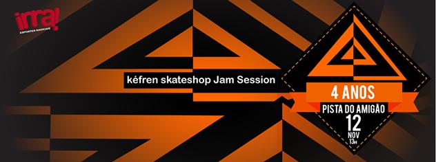 Kéfren SkateShop Jam Session