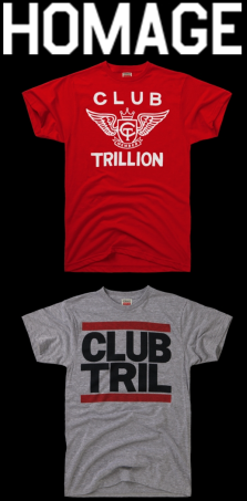Club Trillion Shirts
