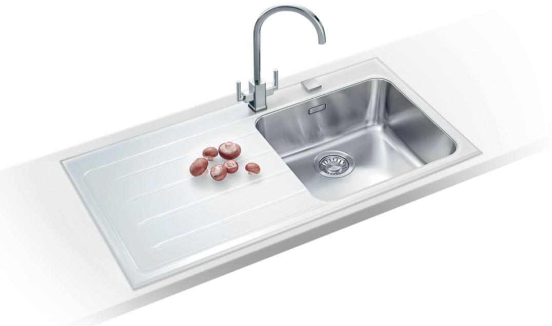 Franke Black Glass Sink : franke glass sinks are made from toughened glass and are