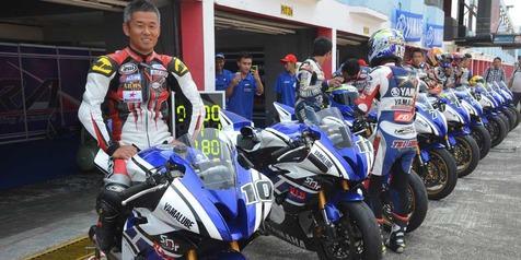 Ada Pembalap Jepang yang Sering Juara, meski Tak Pernah ke Tempat Training
