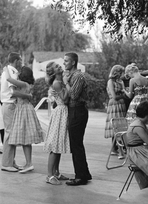fiestas años 50
