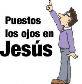 Puesto los Ojos en Jesus