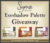 Sigma Eyeshadow Palette Giveaway