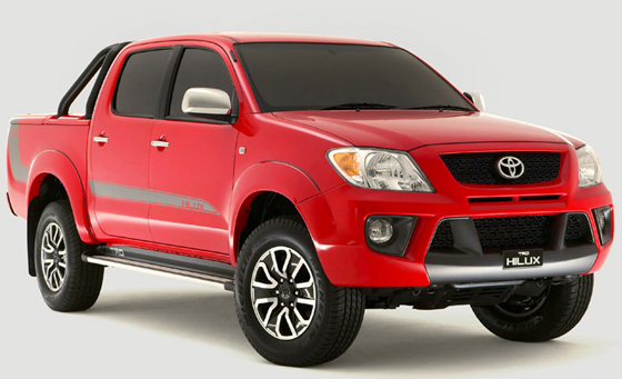 Toyota Hilux Specifications Technical Amp Engine Free