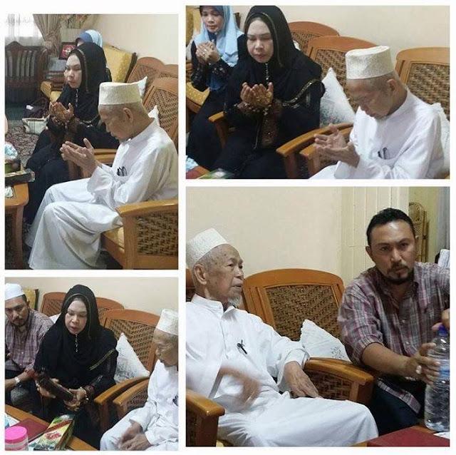 Asal usul Datuk Seri Vida, Jelmaan ketokohan Cik Siti Wan Kembang