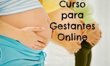 Curso Online para Gestantes