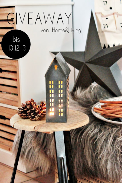Giveaway von Home&Living