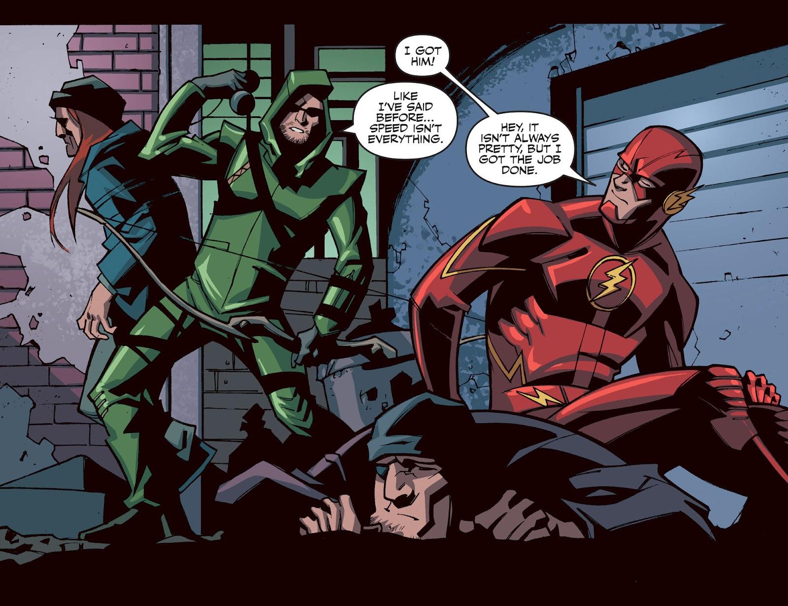 The Flash: Season Zero [I] Issue #15 #15 - English 16