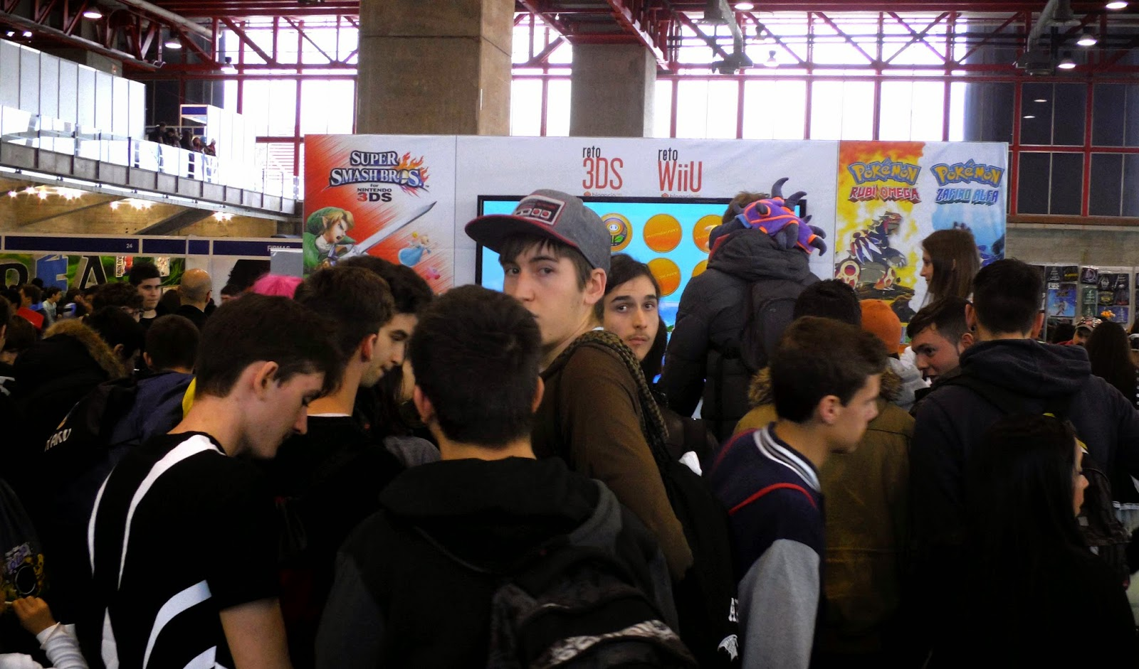 torneo super smash brosh reto 3ds japan weekend