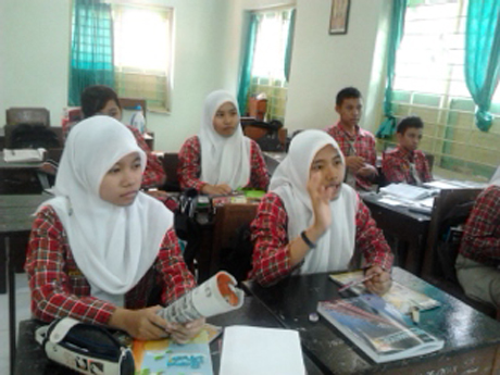 Kegiatan Belajar Mengajar Pai Pembelajaran Pendidikan Agama Islam Sma
