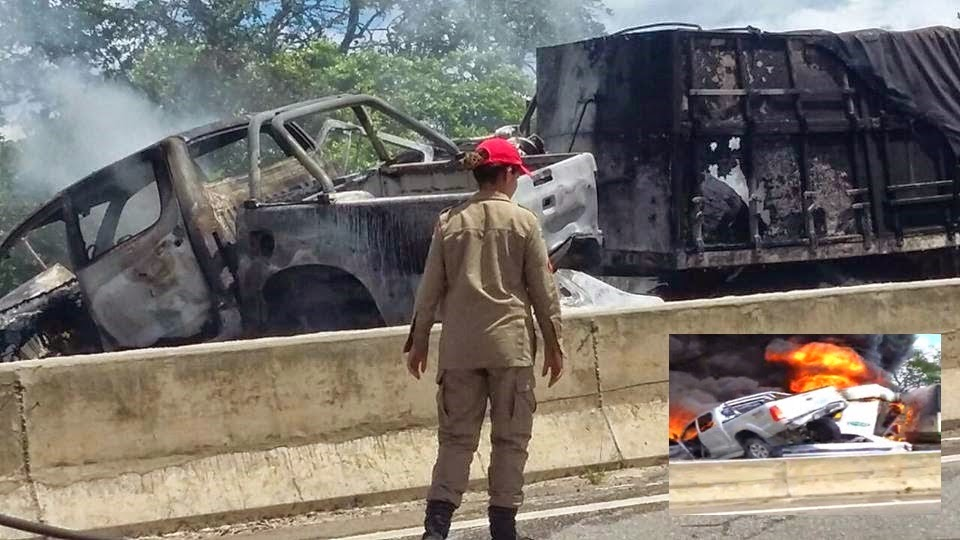 Protesto do MST provocou acidente que matou três pessoas e envolveu 16 veículos