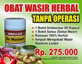 Obat Wasir Herbal Mujarab
