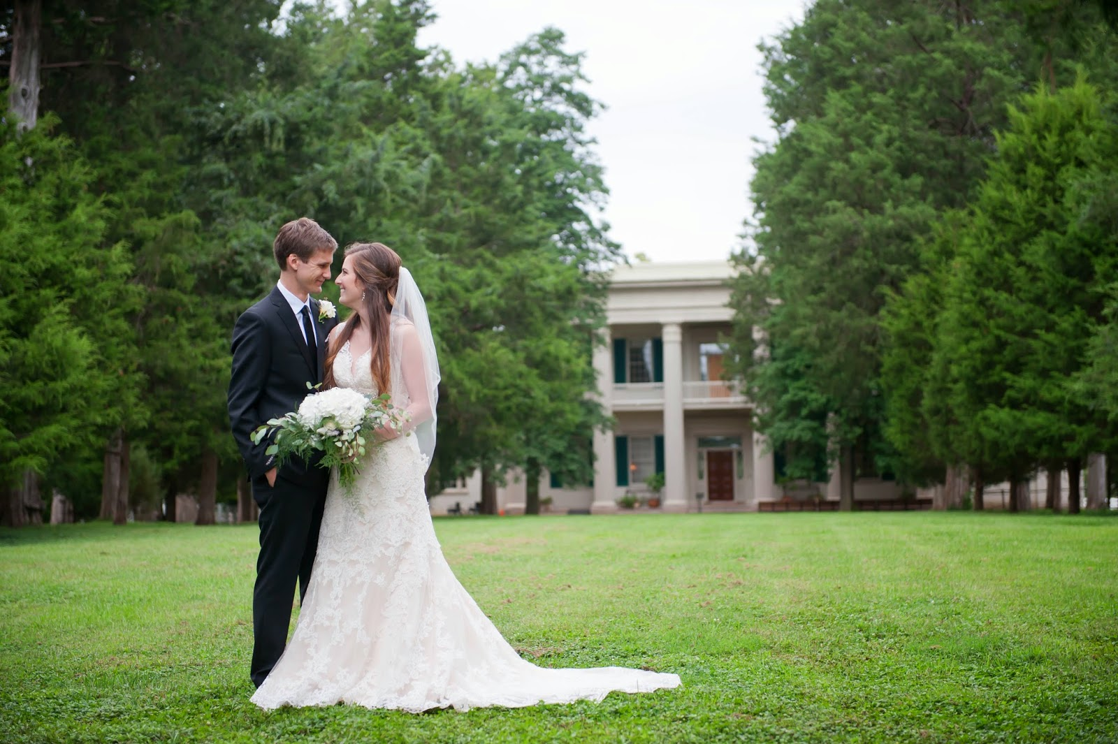 wedding at the hermitage historic home of andrew jackson nashville