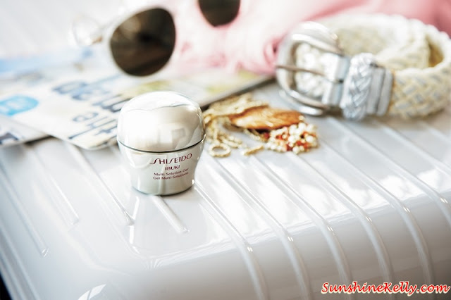 Shiseido IBUKI Multi Solution Gel Review, Shiseido Malaysia, Shiseido, Ibuki skincare, Shiseido Ibuki, Beauty Review