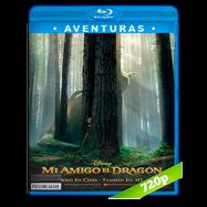 Mi amigo el dragón (2016) BRRip 720p Audio Dual Latino-Ingles