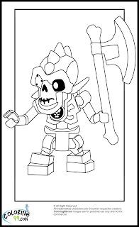 ninjago weapons coloring pages - photo#21