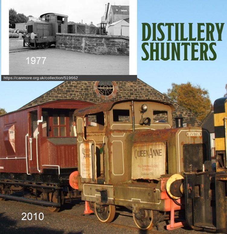 Whisky Shunters