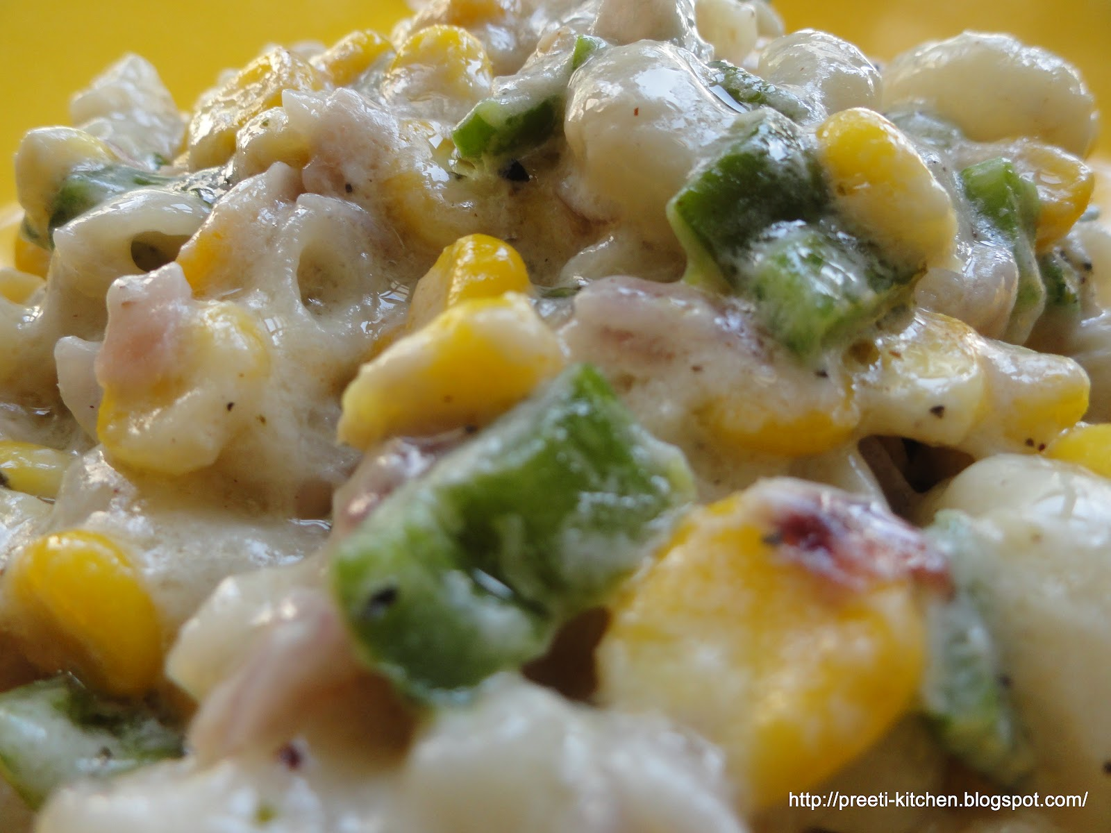 Italian pasta white sauce recipes