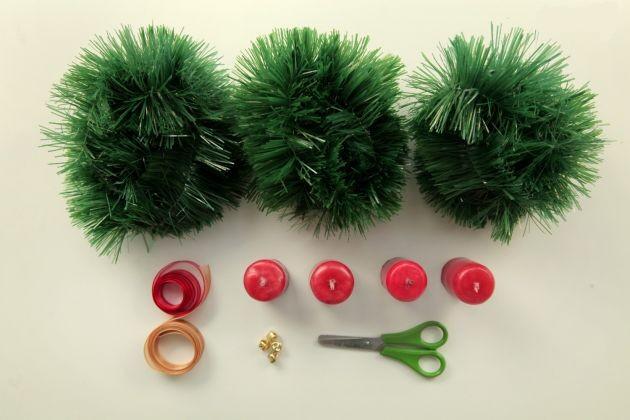 Centro de mesa manualidades para navidad hago - Centros de mesa navidenos manualidades ...