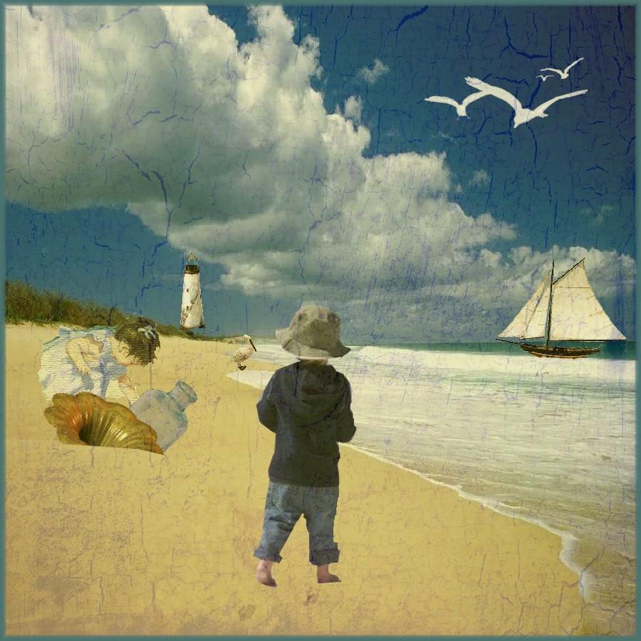 Take a Word - Beach