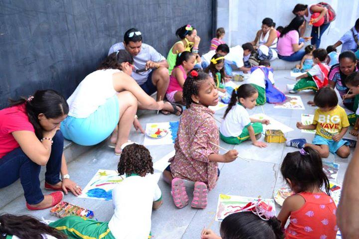 El Mirador: Inscripciones abiertas para \'Los Niños Pintan Su Mar Con ...