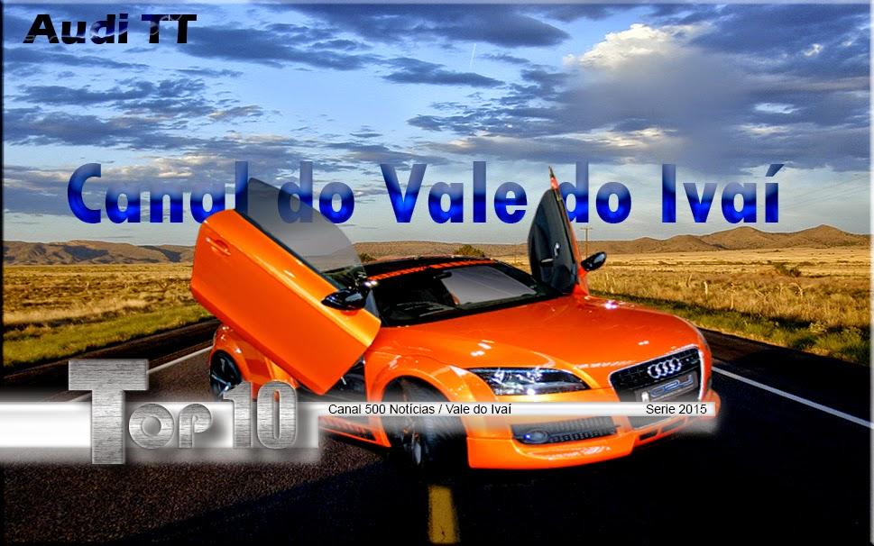 AUDI TT NO BRASIL