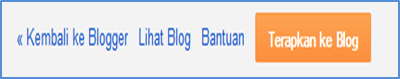 Cara Mengganti Template di Perancang Template Blogger