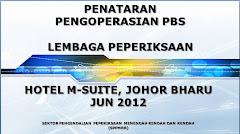 Pengoperasian PBS Tahun 3 2013