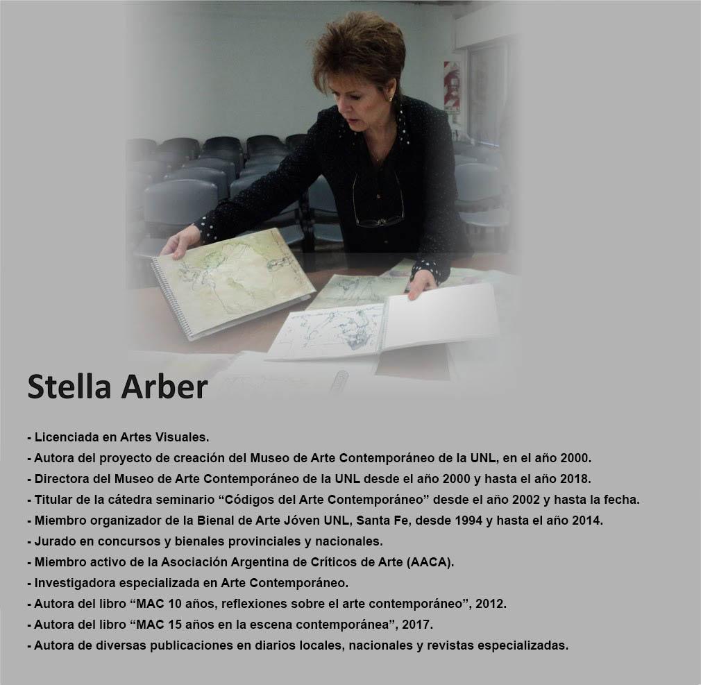 Lic. Stella Arber