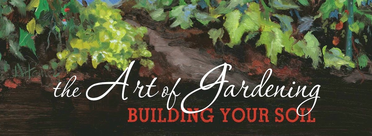 Cover of The Art of Gardening: Building the Soil