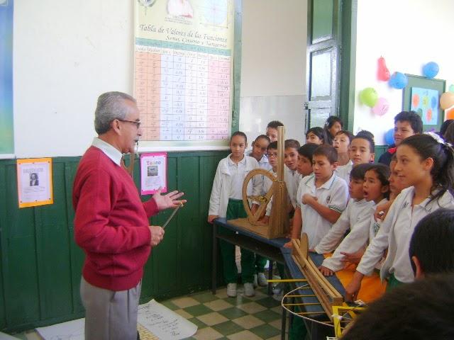 COLROSARIO EN EL PERU
