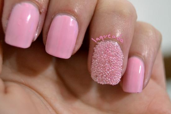 China Glaze - Go Go Pink