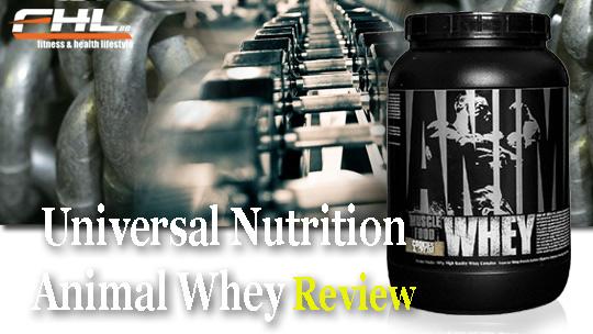 Animal Whey мнения за новия протеин на прах на Universal Nutrition