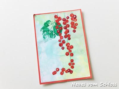 Sommerpost- mail- art- neuesvomschloss.blogspot.de