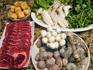 Hot Pot For Two Recipe