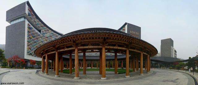 Lotte Resort de Buyeo