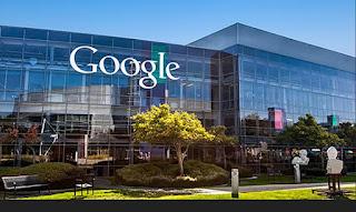 perusahaan raksasa google amerika