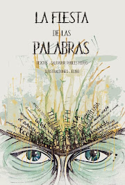"""LA FIESTA DE LAS PALABRAS"",  Un libro de cuentos y microrrelatos, de Salvador  Robles Miras"